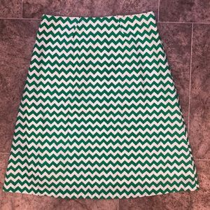 Corey Lynn Calter Anthropologie skirt
